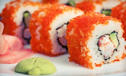 $20 for $40 Worth of Chinese and Japanese Food at Shangri-La