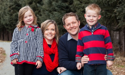 $59 for a 60-Minute Family Portrait Session with Prints from Aspect Alaska Photography ($165 Value)