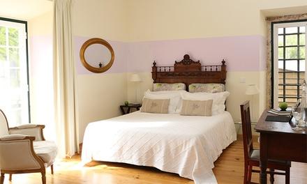 Quinta dos Machados — Mafra: 1 noite para duas pessoas com pequeno-almoço, welcome gift e acesso ao spa desde €55