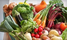$15 for $31.50 Worth of Delivered Organic Produce from Farm Fresh To You
