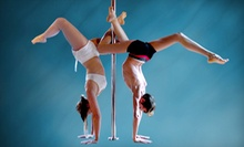 One or Three Months of Unlimited Lotus Moves Classes, Including Pole Dance, and Zumba at Lotus Moves (Up to 78% Off)