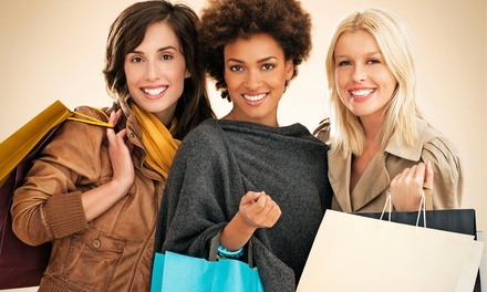 Two Hours of Personal Shopping and Fashion Consulting from Renee Shopping Services (45% Off)