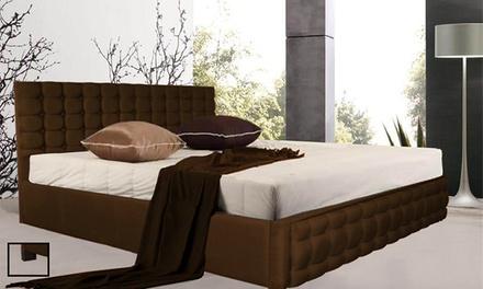 Cama Lux em tecido desde 199,90€