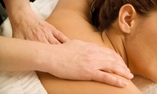 $90 for Three 60-Minute Massages from Jennifer Ivezic at The Professional Edge ($210 Value)