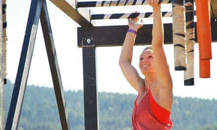 The Inferno Obstacle Race for One or Two on Saturday, September 19 (Up to 47% Off). Four Options Available.