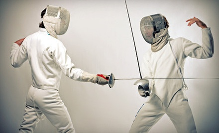 Three Classes or One or Two Months of Unlimited Classes and Sparring at New Amsterdam Fencing Academy (Up to 76% Off)