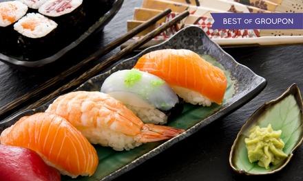 $17 for $30 Worth of Sushi and Asian Food at Osaka Sushi & Japanese Cuisine