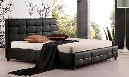 Ideia Home Design — Póvoa de Santa Iria: cama Vision em castanho ou branco desde 114€