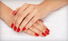 One, Two, or Three No-Chip Manicures at SistaSista Nail Spa (Up to 51% Off)