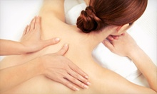 60-Minute or 90-Minute Massage from Anna B. Connor LMT (Up to 56% Off)