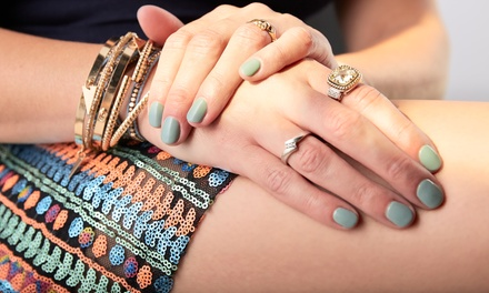 $18for One NextGen or Shellac Manicure from Nails by Dara ($35Value)