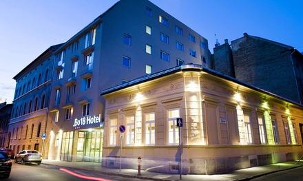 Bo18 Hotel Superior — Budapeste: 1, 2, 3 ou 4 noites para dois com pequeno-almoço e garrafa de vinho desde 59 €