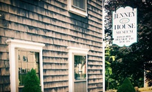 Museum Visit and Walking Tour for Two or Four at The Jenney Museum (Up to 53% Off)