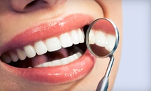 $69 for a Dental Exam, X-rays, and Cleaning at Bellevue Park Dental ($322 Total Value)