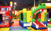 Three or Six Open-Play Visits to Bumper Jumpers Indoor Playground (Up to 67% Off)