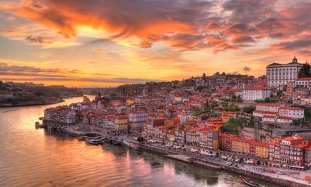 Premium Porto — Porto: 1-5 noites para duas pessoas com pequeno-almoço, welcome drink e opção de jantar desde 44€