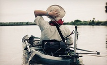Two-Hour Motorized-Kayak Tour of the Indian River for One, Two, or Four from A Day Away Kayak Tours (Up to 53% Off)