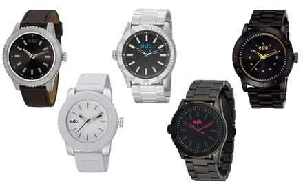 Relógio Edc By Esprit disponível em 6 modelos diferentes desde 34,99€