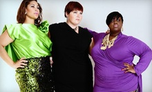 Accessories and Full-Figured Apparel at Couture Queen (Up to Half Off). Two Options Available.