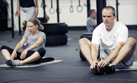 $99 for Six Weeks of Boot-Camp or CrossFit Classes and Body-Composition Analysis at CrossFit Maximus ($390 Value)