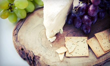 90-Minute BYOB Cheese-Tasting Class for Two or Four at The Cheese Cave (Up to 51% Off)