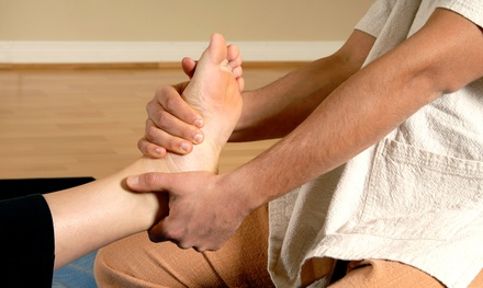 One, Two, or Three 60-Minute Foot Reflexology Treatments at Relax Magic (Up to 58% Off)