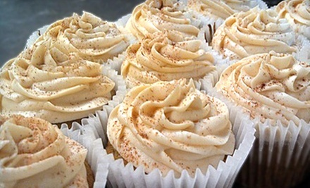 $15 for a Dozen Cupcakes at Get Caked ($30 Value)