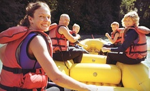 Two-Hour Self-Guided Rafting or Kayaking Adventure for One or Two from High Country Adventure (Up to 52% Off)