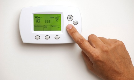 $45 for a Furnace, Boiler, orFireplace Servicefrom Canadian Care Heating Services Ltd($159 Value)