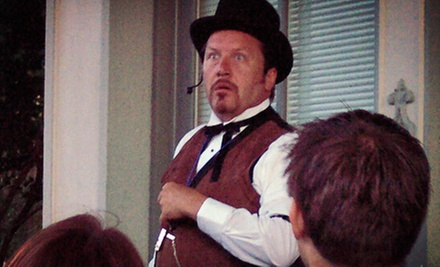 $20 for Historic or Ghost Walking Tour or Adult-Themed Walking Tour from Hysterical Walks & Rides (Up to $40 Value)