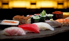 $15 for $30 Worth of Japanese Cuisine and Drinks at Tanuki Japanese Steakhouse Sushi & Bar
