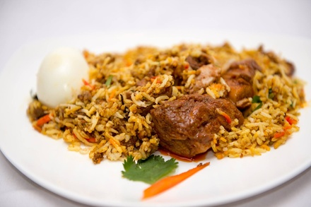 Chettinadand Indian-Chinese Lunch or Dinner at Madras Restaurant (Up to 50% Off)