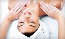 60- or 90-Minute Swedish or Deep-Tissue Massage at Arnica Muscle & Fitness (Up to 55% Off)