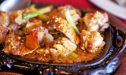 Chinese Food and Drinks for Two or Four at Minnie's Chinese Restaurant (Up to 50% Off)