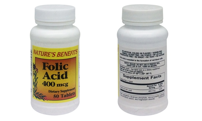 16 Best Benefits Of Folic Acid For Skin And Health