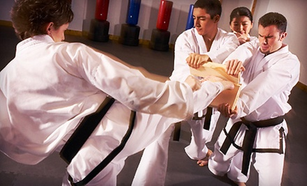 $55 for $110 Worth of Martial Arts Services at Shorin Kung Fu