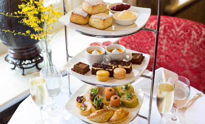 Sir Stamford High Tea + Champagne