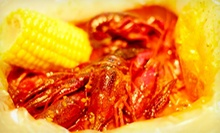 Cajun Cuisine and Seafood at Cajun House (Half Off). Two Options Available.