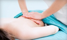 Chiropractic Package with One or Three 60-Minute Massages at Trinity Chiropractic (Up to 90% Off)