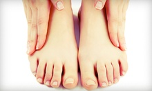 $299 for Two Laser Toenail-Fungus Treatments at Weil Foot &amp; Ankle Institute ($950 Value)