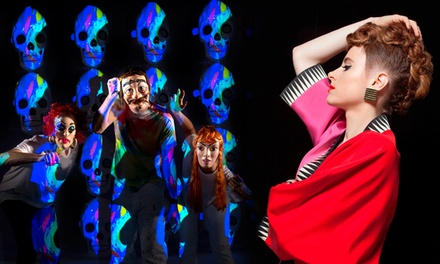 Downtown Festival with Kiesza and Avey Tare's Slasher Flicks at Webster Hall on October 3–4 (Up to 35% Off)