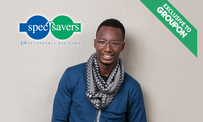 Spec Savers South Africa: Pay R50 for a R1500 voucher off frames or lens enhancements + Free Sunglasses When Purchasing an Eye Test