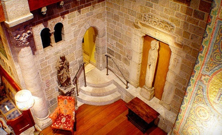 Guided Tour for Two or Four at Glencairn Museum (Up to 53% Off)