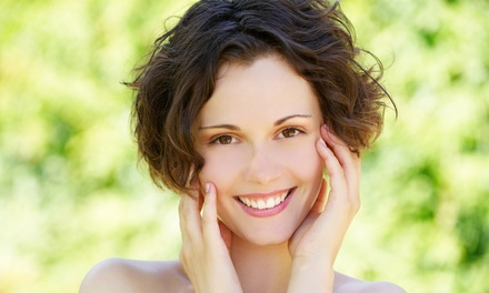 One or Three Microdermabrasion Treatments at Lone Tree Facial Plastic & Cosmetic Surgery Center (Up to 58% Off)