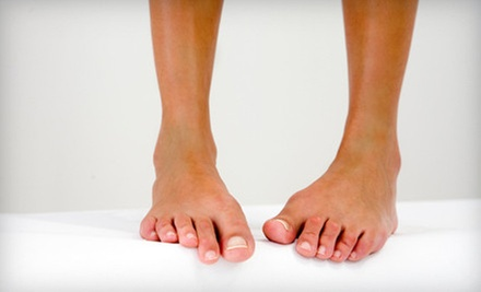 Laser Toenail Fungus Removal for One or Both Feet at Irving Surgery and Wellness Center (Up to 70% Off)