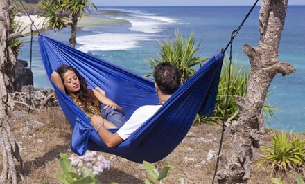 Portable Two-Person Hammock