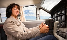 $89 for a 30-Minute Private Tour of New York by Airplane for Two from PegasusFlight.com ($179 Value)