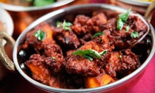 Northern Indian Cuisine at Passage to India (Up to 52% Off). Two Options Available.