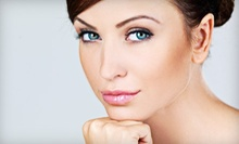 Six Laser Hair-Removal Treatments on a Small, Medium, or Large Area at About Face (Up to 79% Off)