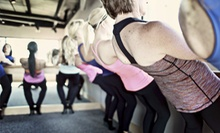5 or 10 Barre Fitness Classes at Pure Barre Beverly Hills (Up to 64% Off)